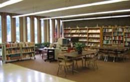 Cameron Public Library Logo